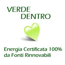 VERDE DENTRO<br>Green Energy